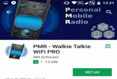 واکی تاکی (Walkie Talkie Wifi Pro)